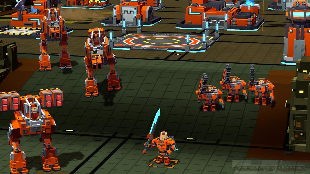 Скриншот 8-Bit Invaders! (2016) PC