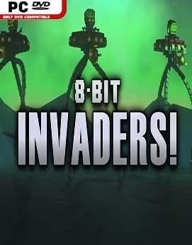 8-Bit Invaders! (2016) PC