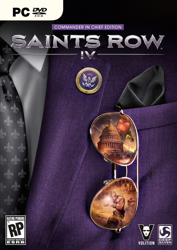 Saints Row 4 [Update 7] (2013) PC