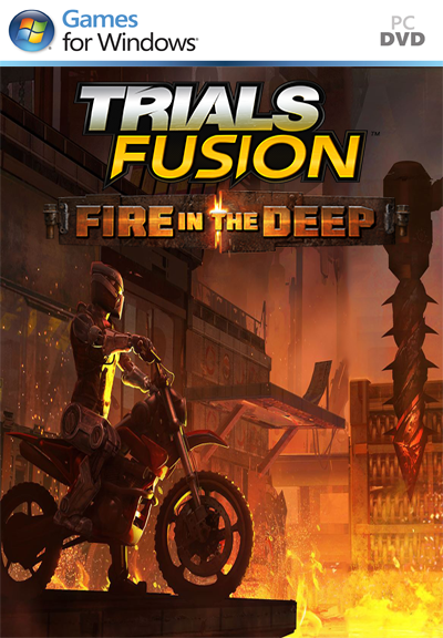 Trials Fusion: Fire in the Deep (2015) PC