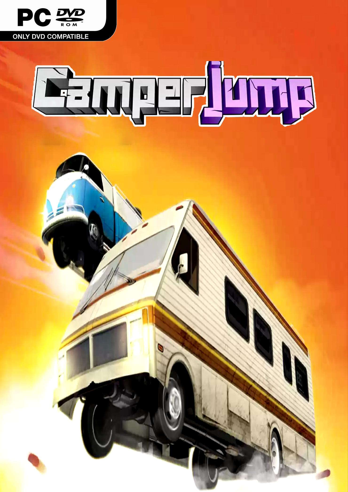 Camper Jumper Simulator (2017) PC