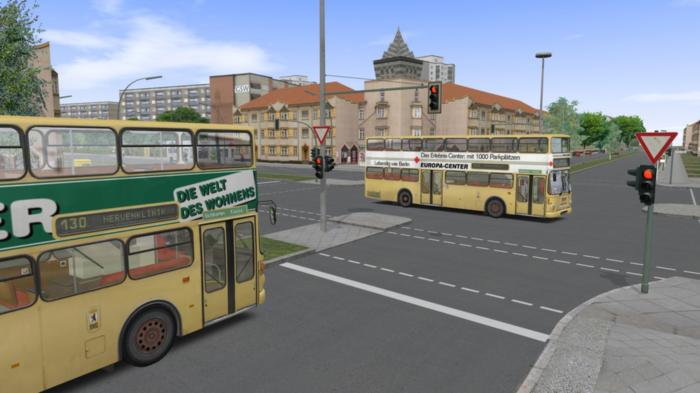 Скриншот OMSI: The Bus Simulator 2 (2013) PC