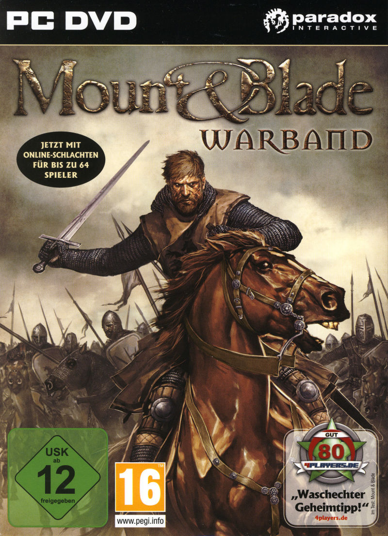Mount and Blade: Warband. Viking Conquest: Reforged Edition (v1.168 + DLCs) (2010) PC