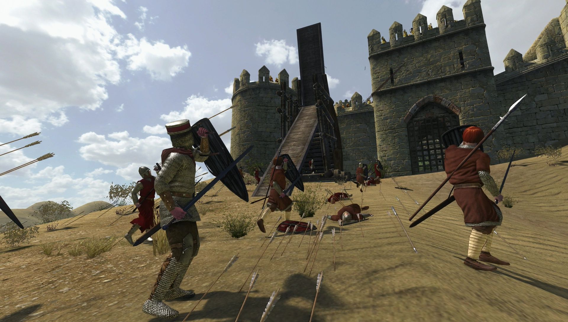 Скриншот Mount and Blade: Warband. Viking Conquest: Reforged Edition (v1.168 + DLCs) (2010) PC