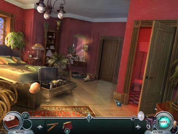 Скриншот Vampire Legends 3: The Count of New Orleans (2016) PC