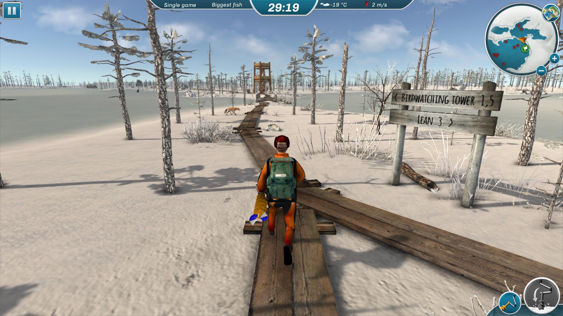 Скриншот Ice Lakes (2016) PC