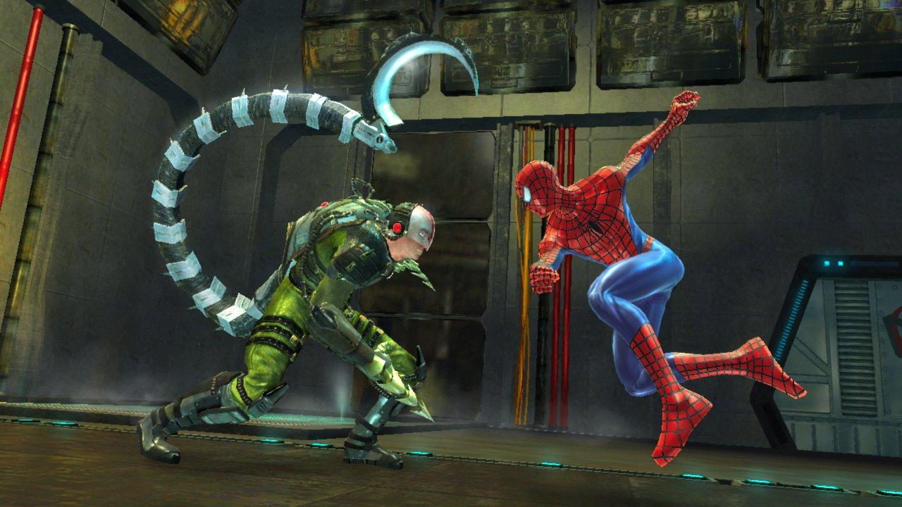 Скриншот Человек-Паук 3 / Spider-Man 3: The Game [v1.0.0.1] (2007) PC