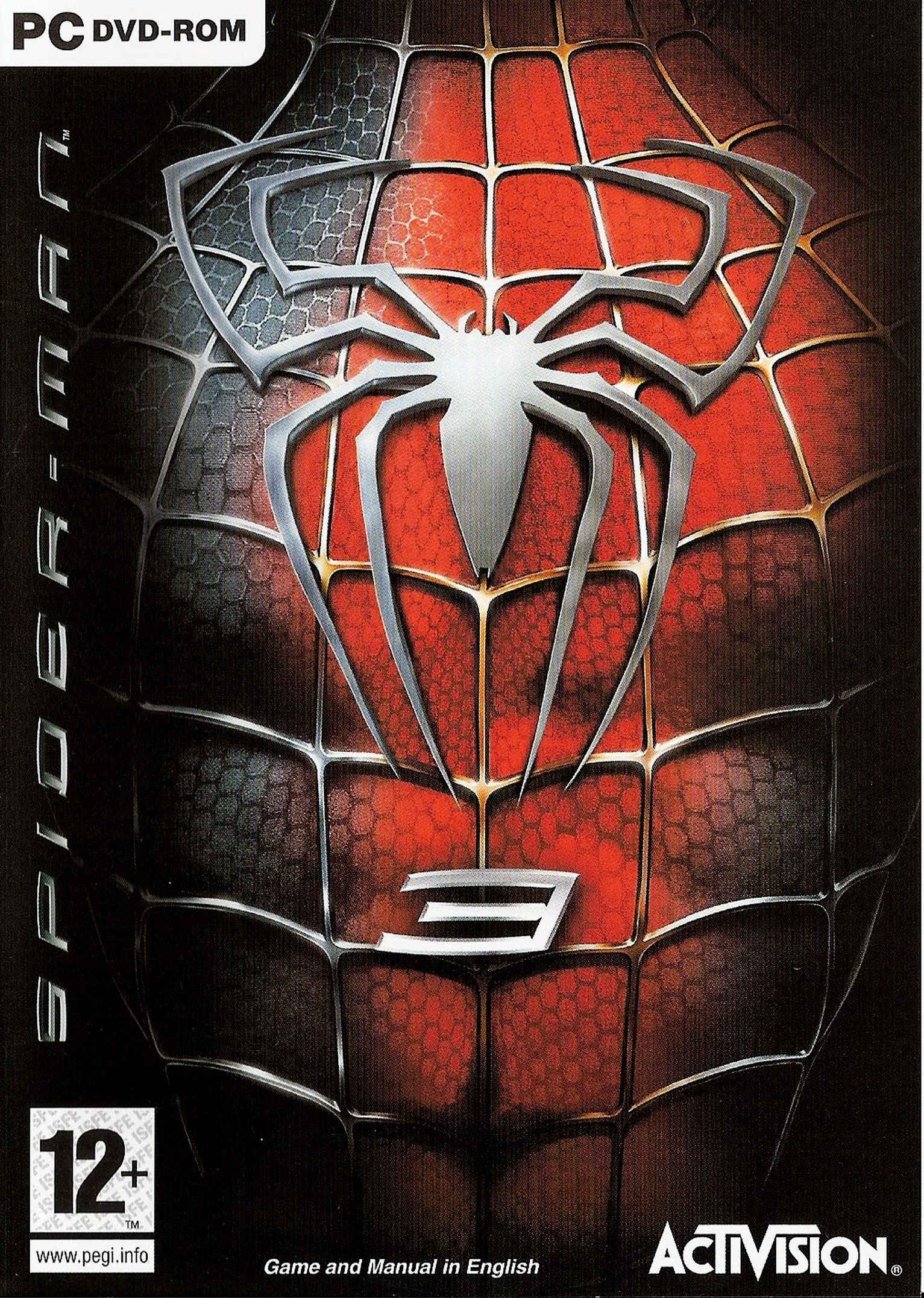 Человек-Паук 3 / Spider-Man 3: The Game [v1.0.0.1] (2007) PC