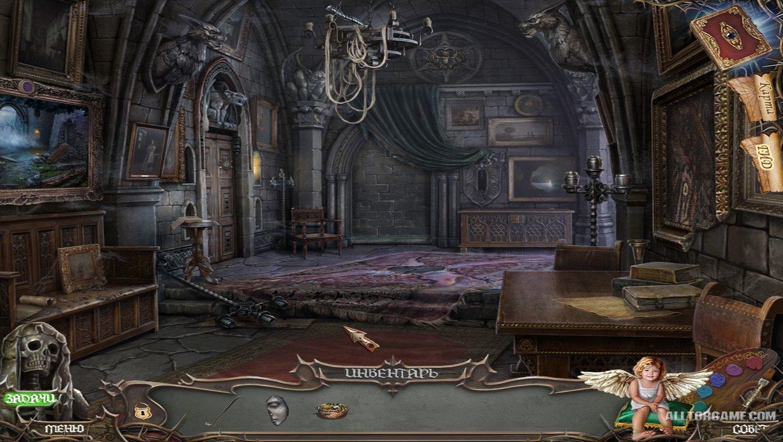Скриншот Призрачная усадьба 3: Красота в картине. Коллекционное издание (2016) PC