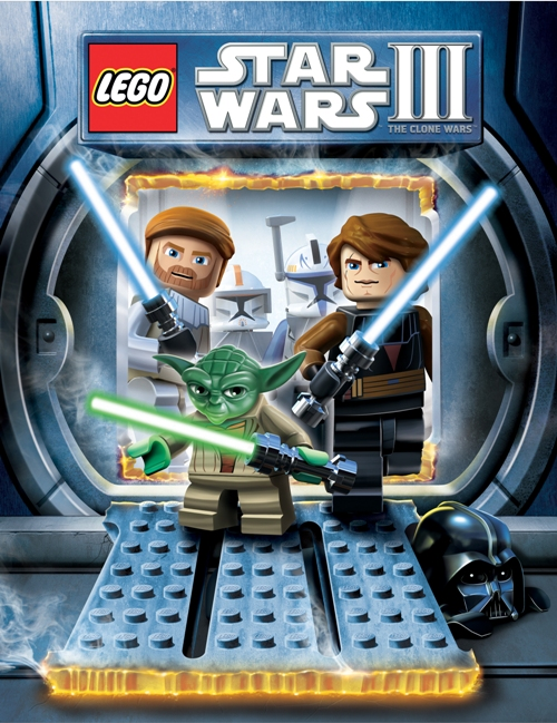 LEGO Star Wars 3: The Clone Wars (2011) РС