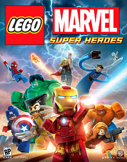 LEGO Marvel Super Heroes [Update 1] (2013) PC