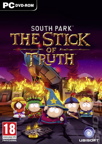 South Park: Stick of Truth [v 1.0.1361 + DLC] (2014) PC