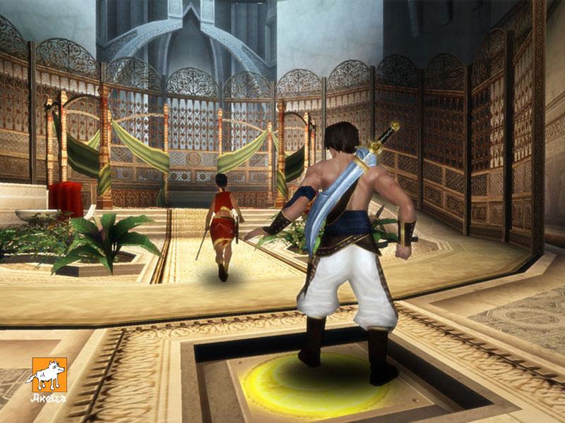 Скачать игру принц персии забытые пески через торрент от механиков