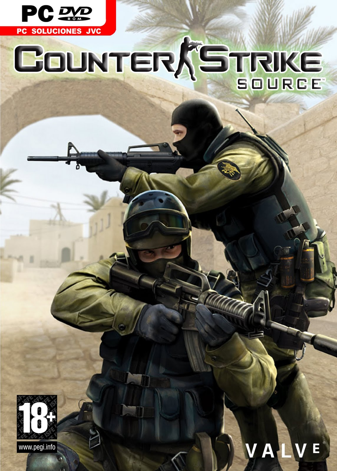 Counter Strike Source v84 No Steam (2014) PC