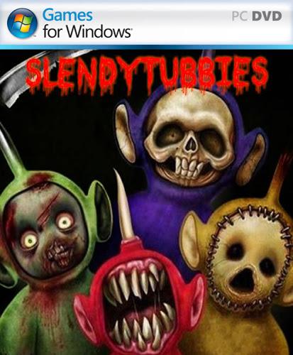 Slendytubbies [v2.0] (2012) PC