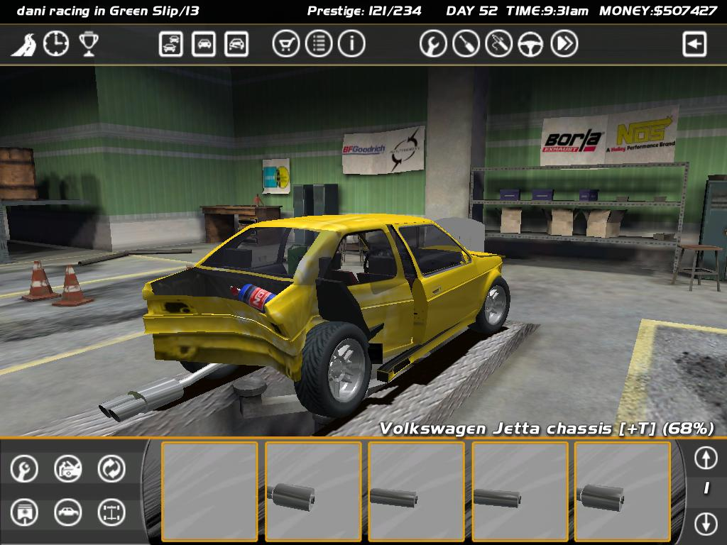 Скриншот Street Legal Racing: Redline (2003) PC