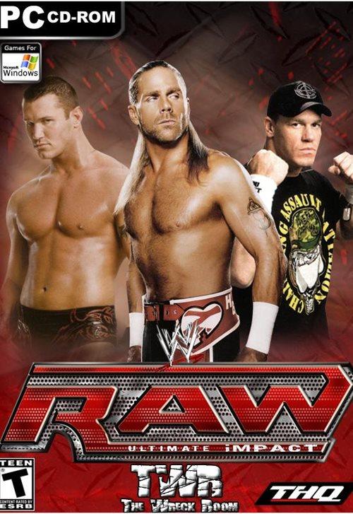 WWE Raw Ultimate Impact (2012) PC