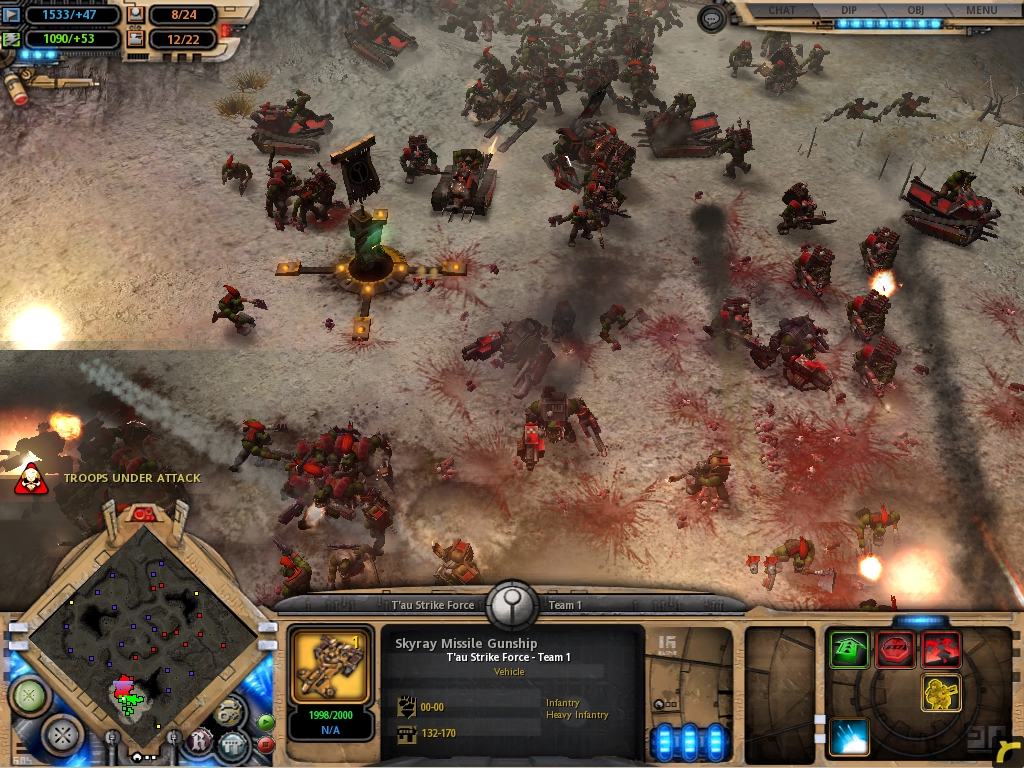 скачать Warhammer 40000 Dawn Of War 3 Rus Repack Torrent Pc - фото 11