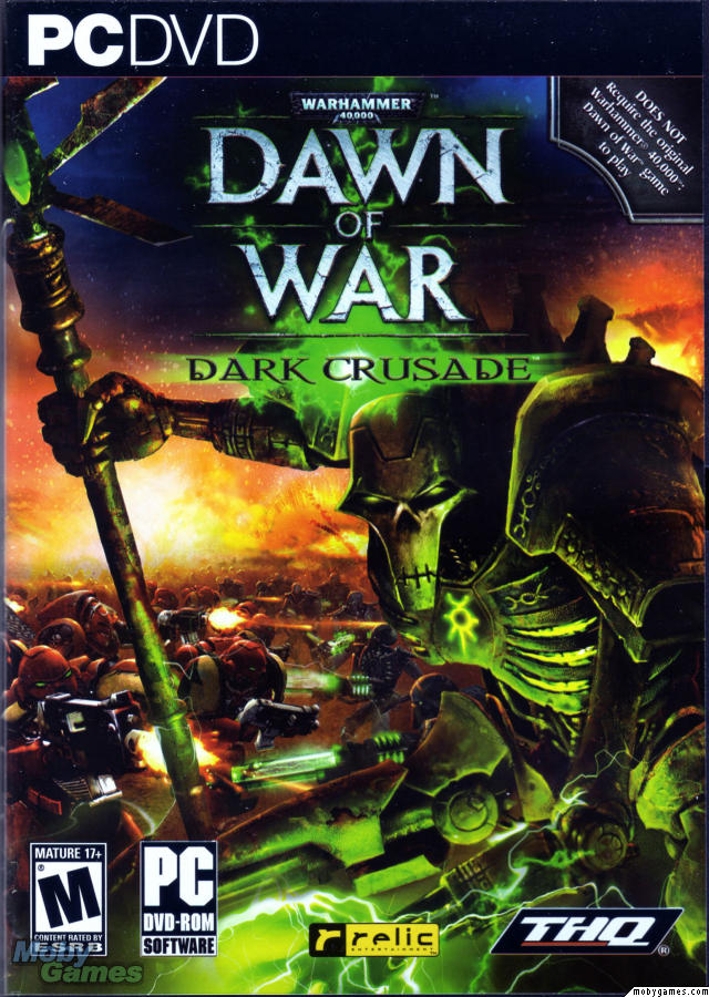 Warhammer 40000: Dawn of War – Dark Crusade (2006) PC