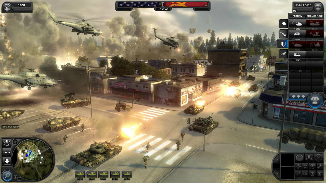 Скриншот World in Conflict: Complete Edition (2009) PC