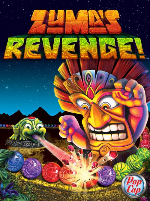 Zuma's Revenge (2009) PC