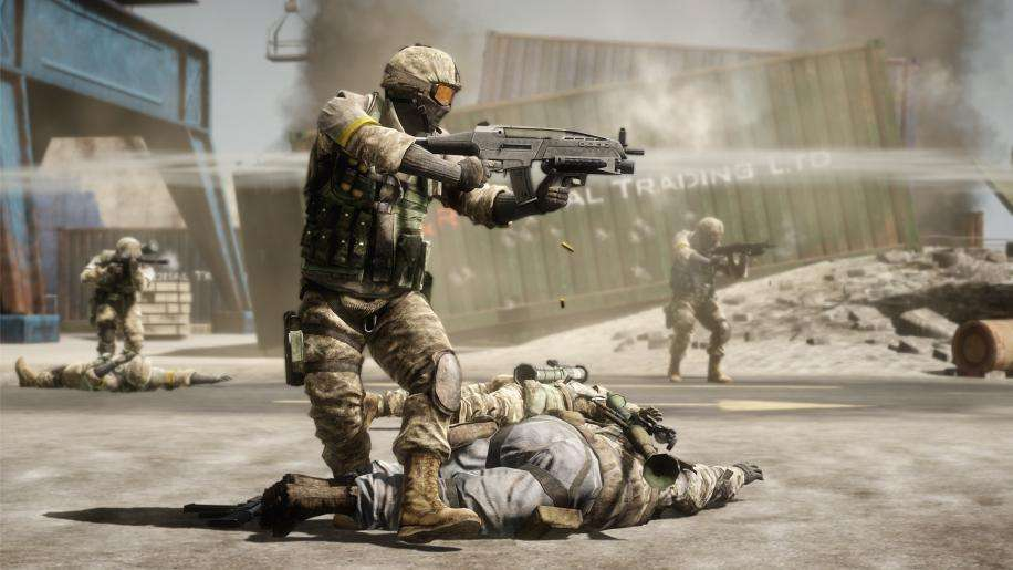 Скриншот Battlefield: Bad Company 3