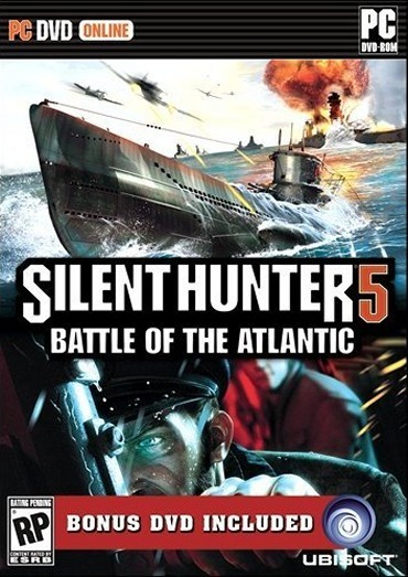 Silent Hunter 5: Battle of the Atlantic (2010) PC