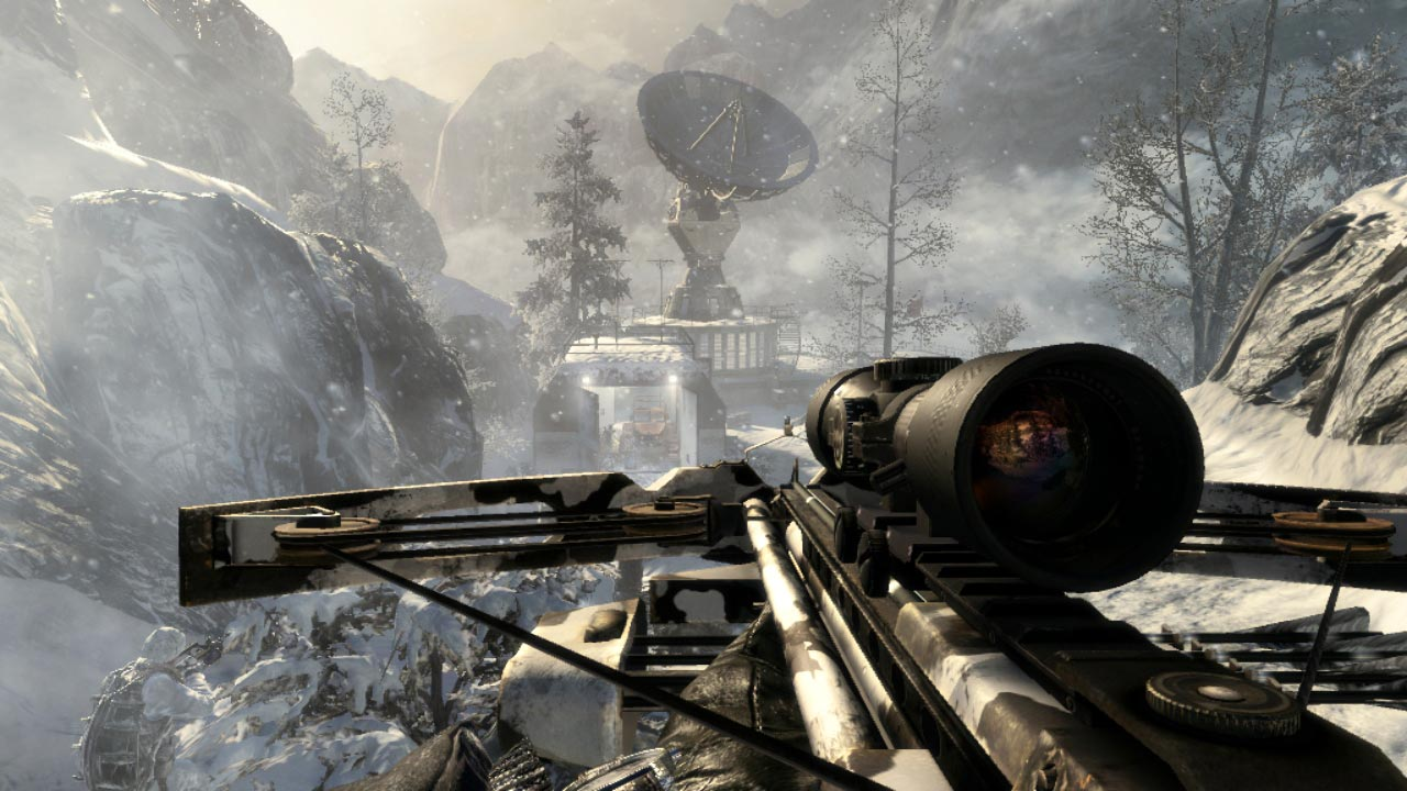 Скриншот Call of Duty: Black Ops [Offline-Online] (2010) PC
