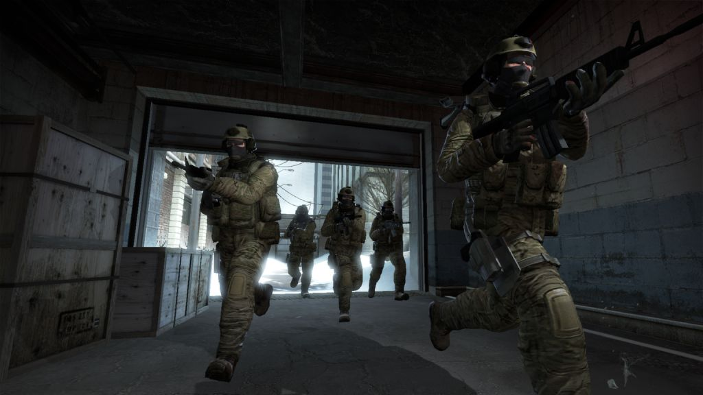 Скриншот Counter-Strike: Global Offensive (2012) PC
