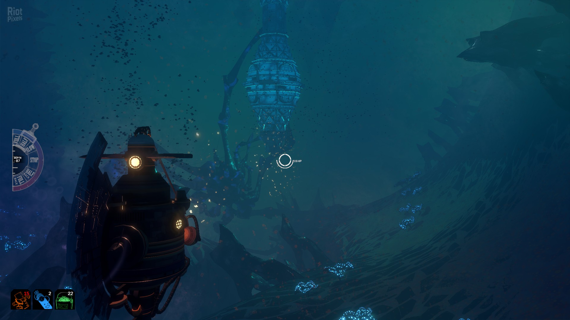 Скриншот Diluvion [v 1.15e + 2 DLC] (2017) PC