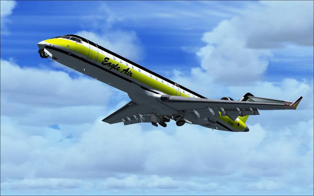 Скриншот Microsoft Flight Simulator X: Deluxe Edition (2007) PC