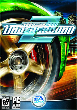 Need For Speed Underground 2 с русскими машинами (2004) PC