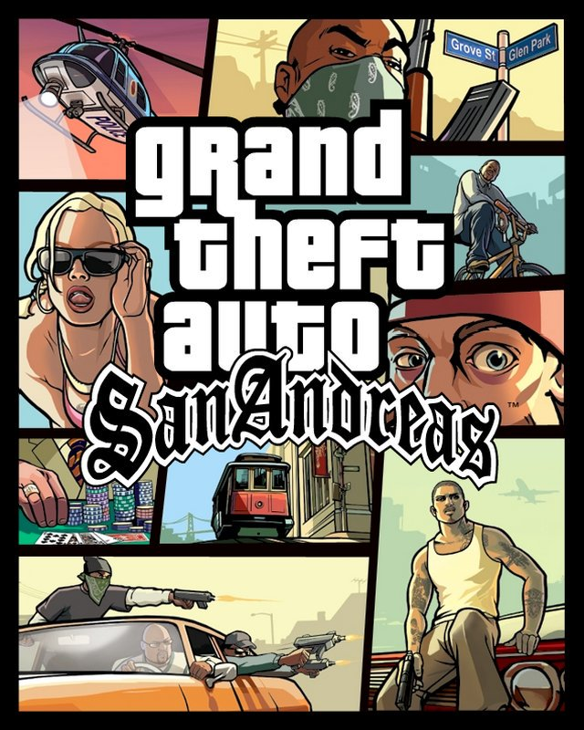GTA: San Andreas (Online) (2015) PC