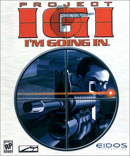 Project I.G.I.: I'm Going In (2000) PC