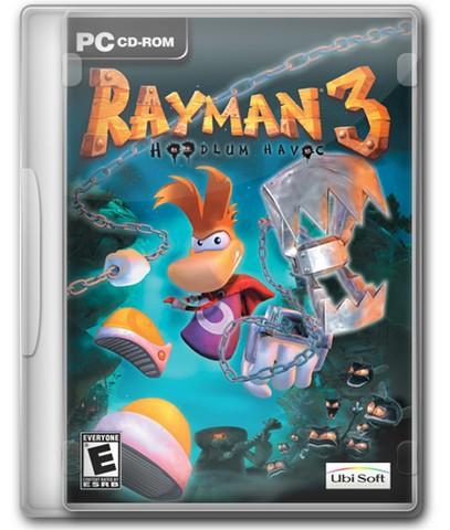 Rayman 3. Hoodlum Havoc (2003) PC