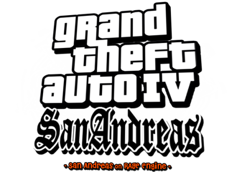 GTA IV San Andreas BETA 3 World Enhancement Mod (2012) PC