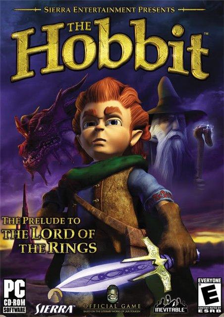 the hobbit 2003 игра скачать торрент