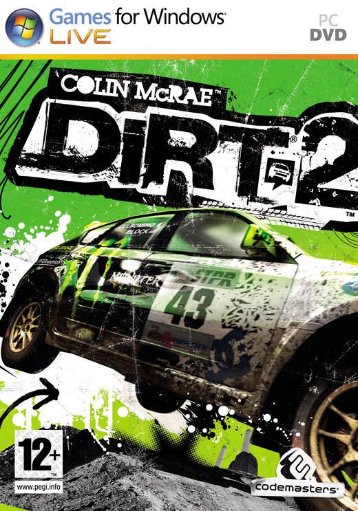 Colin McRae: Dirt 2 (2009) PC