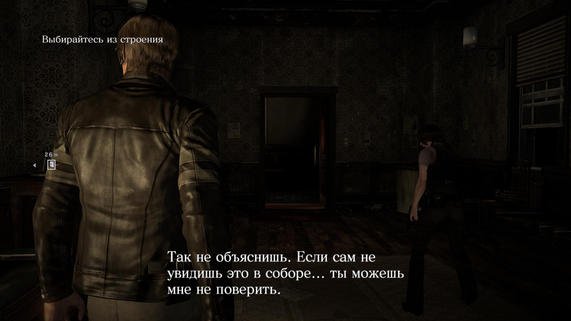 Resident evil 6 как сделать русский язык