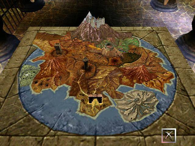 Скриншот Dungeon Keeper 2 (1999) PC