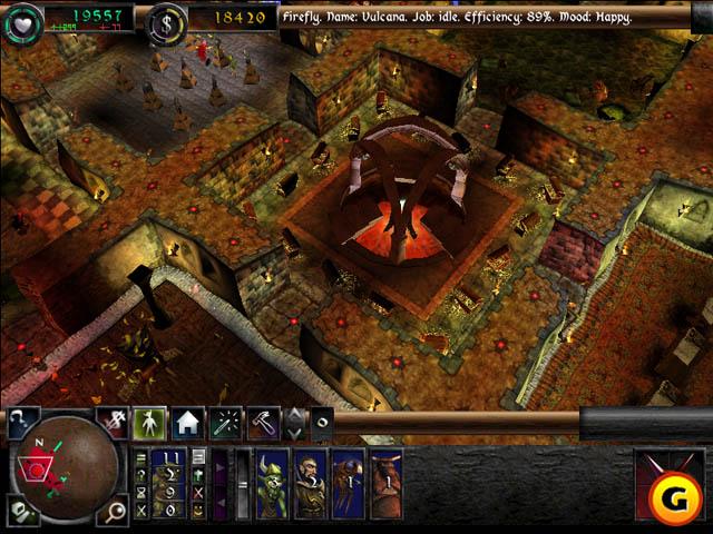 Скачать хранитель подземелий 2 / dungeon keeper 2 (rus) через торрент.