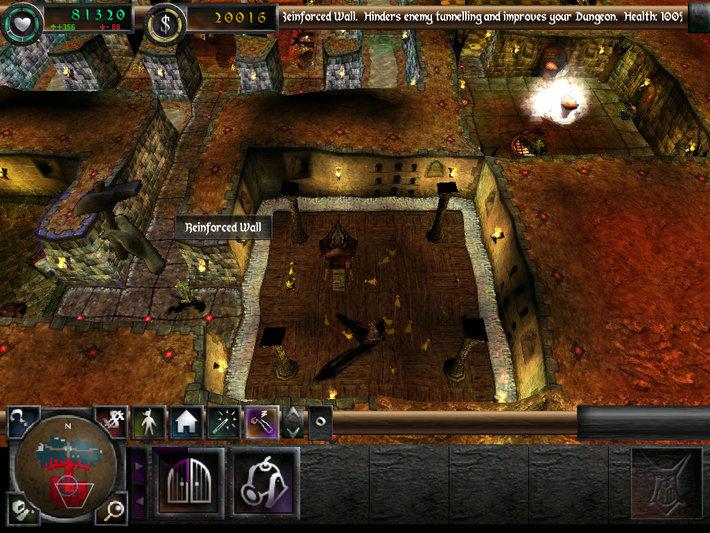 Dungeon keeper 2 (1999) pc скачать через торрент.