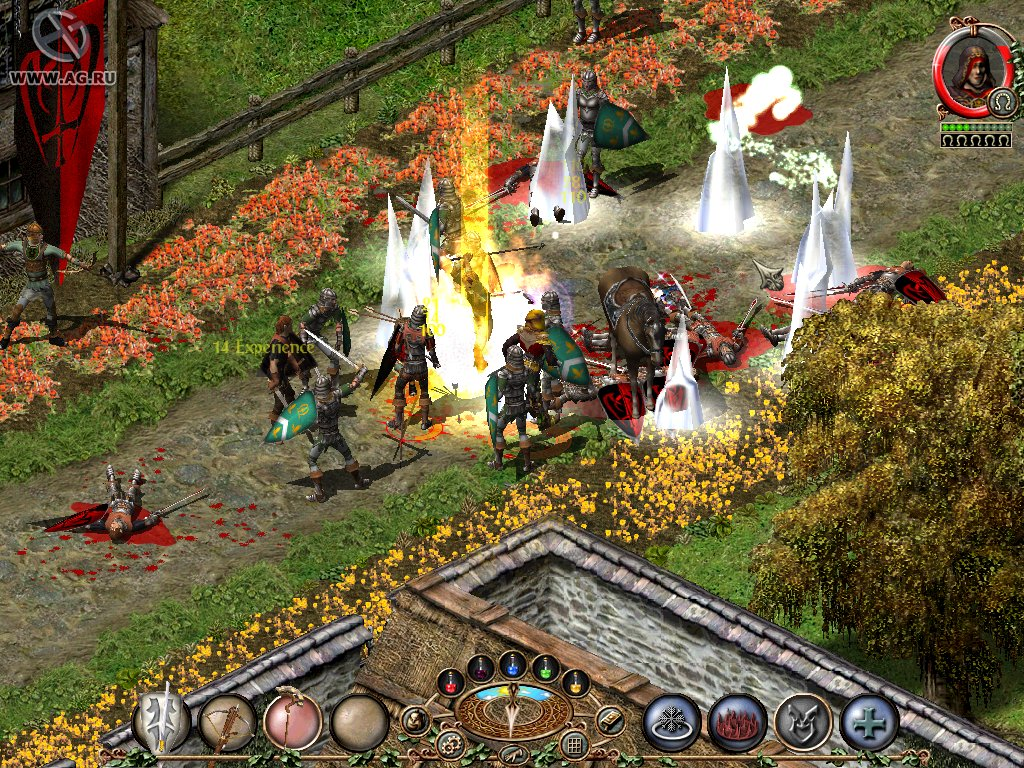 Скриншот Sacred: Underworld (2006) PC