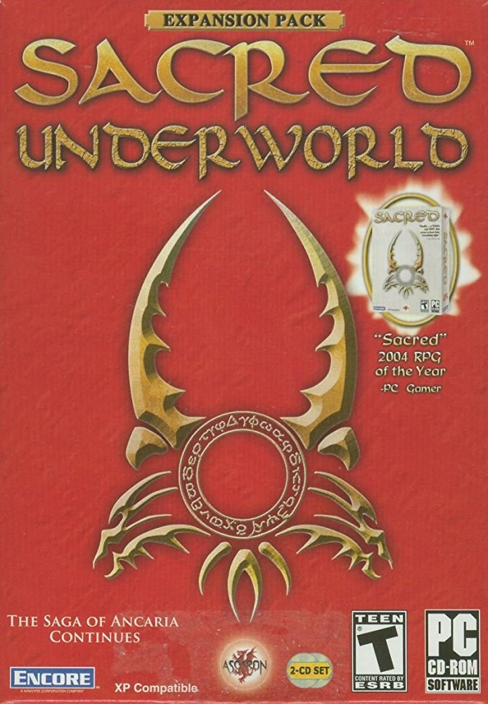 Sacred: Underworld (2006) PC
