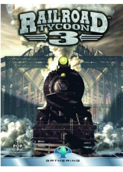 Railroad Tycoon 3 (2004) PC
