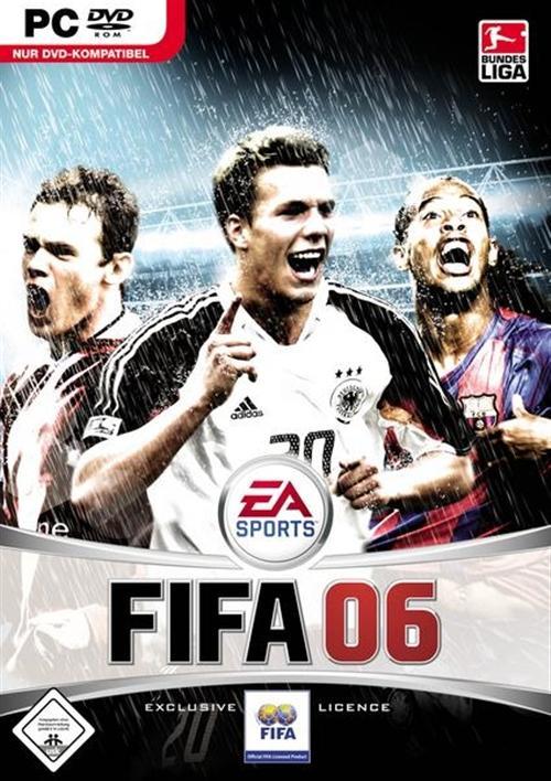 FIFA 06 (2005) PC