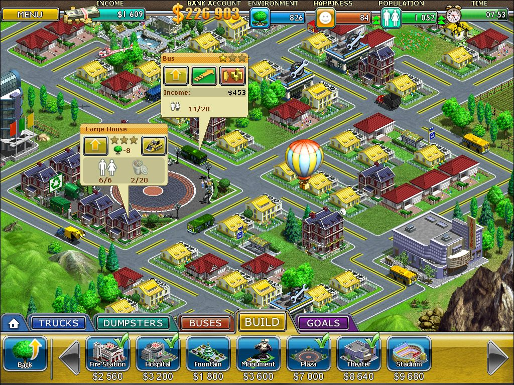 Download Virtual City For Pc