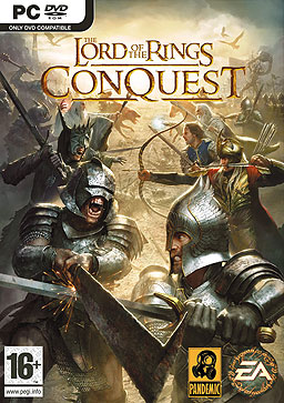 Lord Of The Rings: Conquest (2009) РС   RePack от R.G. Механики