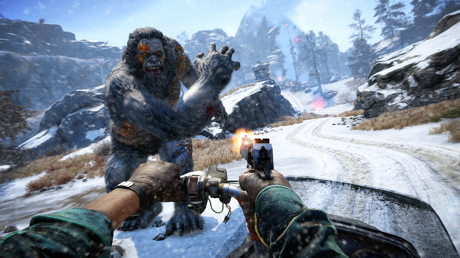 Скриншот Far Cry 4 [v 1.10 + DLC's] (2014) PC | RePack от R.G. Механики