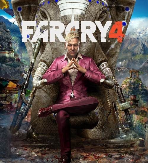 Far Cry 4 [v 1.10 + DLC's] (2014) PC | RePack от R.G. Механики